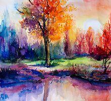 Sunrise by Slaveika Aladjova