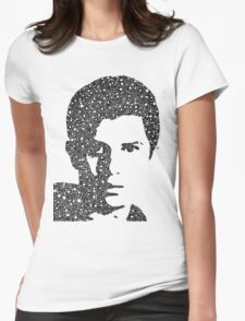 Watsky Portrait Womens Fitted T-Shirt