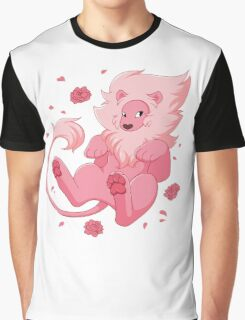An Adorable Trap Graphic T-Shirt