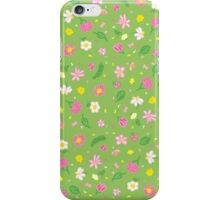 I Love Spring iPhone Case/Skin