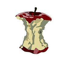 Apple Core by mitchrose