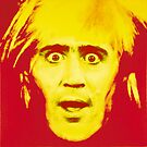 ANDY Warhol by Absurd Digital Imagery