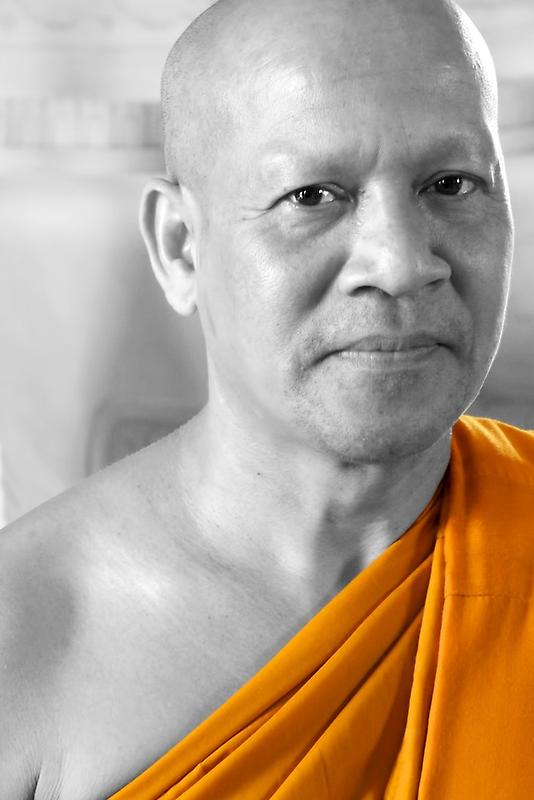 Thai Monk by fernblacker