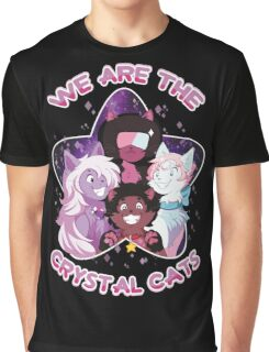 We are the Crystal Cats Graphic T-Shirt