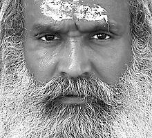 Yoga Man by fernblacker