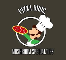 Pizza Bros. Player 2 Unisex T-Shirt