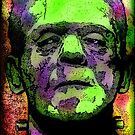 FRANKENSTEIN'S MONSTER-101 by OTIS PORRITT