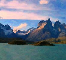 Torres del Paine National Park, Chile by Adam Asar