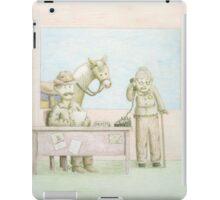 Grandma Deputy iPad Case/Skin
