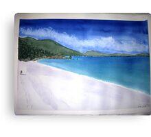 Waterloo Bay Summer 2013 Canvas Print
