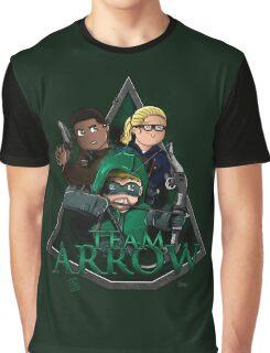 Original Team Arrow #TheOriginalGangstas Graphic T-Shirt