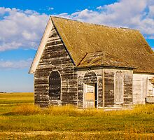 The Sunbeam Church by mcstory