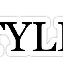 Mrs Styles Sticker