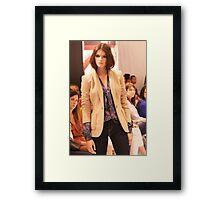 2012 Framed Print