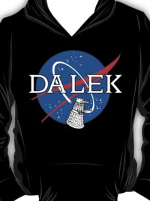 Dalek Space Program T-Shirt