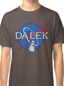 Dalek Space Program Classic T-Shirt