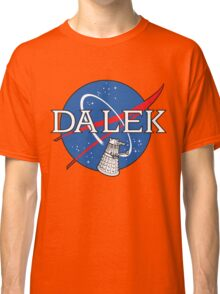 Dalek Space Program Classic T-Shirt