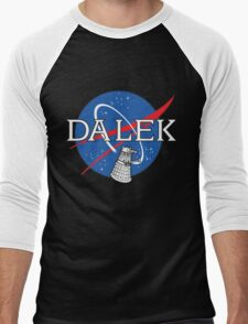 Dalek Space Program Men's Baseball ¾ T-Shirt