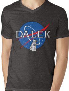 Dalek Space Program Mens V-Neck T-Shirt