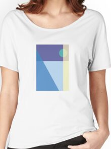 Geo Comp ll Women's Relaxed Fit T-Shirt