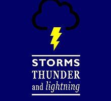 Thunderstorm by ChrisBrook