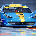 Ferrari 458 Challenge Team Ukraine 2012 by Yuriy Shevchuk