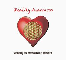 Reality Awareness Unisex T-Shirt