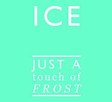 Ice by ChrisBrook