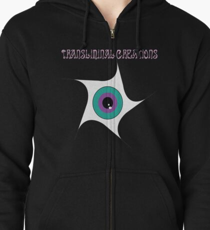 Transliminal Creations Logo Zipped Hoodie