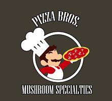 Pizza Bros. Unisex T-Shirt