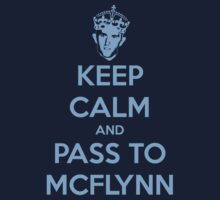 Keep Calm McFlynn by whitesnake