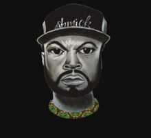 ice cube tee by michael motteram-smith