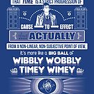 Timey Wimey by TeeNinja