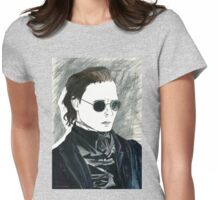 Thomas Sharpe Looking Sharp! Womens Fitted T-Shirt