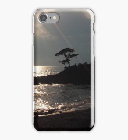 Sunshine on Tateishi Beach iPhone Case/Skin