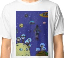 Interstellar hunting 2.0 Classic T-Shirt