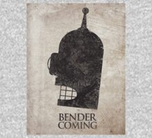 Bender is Coming by DementedRabbit
