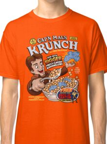 Captain Mal's Krunch Cereal Classic T-Shirt