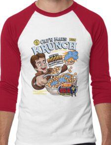 Captain Mal's Krunch Cereal Men's Baseball ¾ T-Shirt