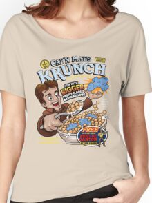 Captain Mal's Krunch Cereal Women's Relaxed Fit T-Shirt