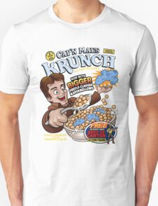 Captain Mal's Krunch Cereal Unisex T-Shirt