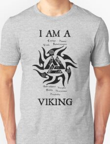 I am a Viking (valknut) T-Shirt