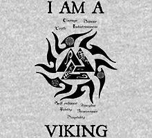 I am a Viking (valknut) Unisex T-Shirt