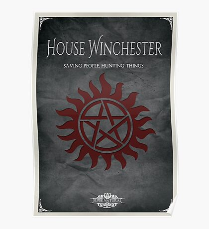House of Winchester Poster