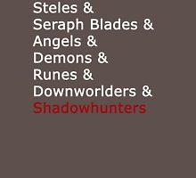 & Shadowhunters Unisex T-Shirt