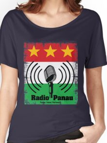 Just Cause 3 Radio Panau Women's Relaxed Fit T-Shirt