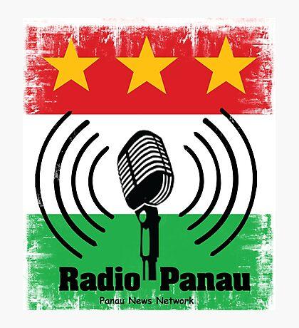 Just Cause 3 Radio Panau Photographic Print