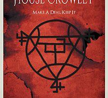 House of Crowley by Konoko479