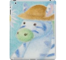 Toy Zebra iPad Case/Skin