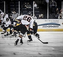 Battle for the goal by AshiSheth